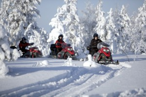 Snowmobile regulations posted